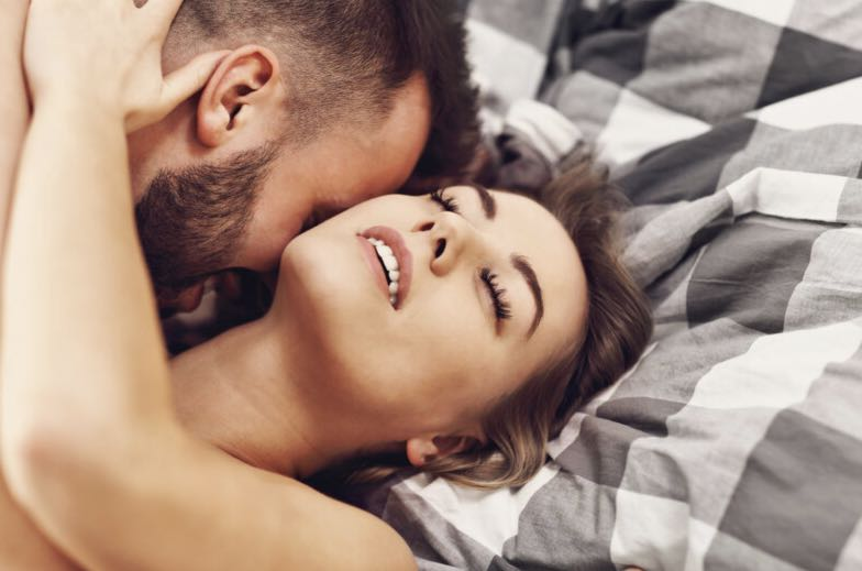 5 best sex positions for not flexible men