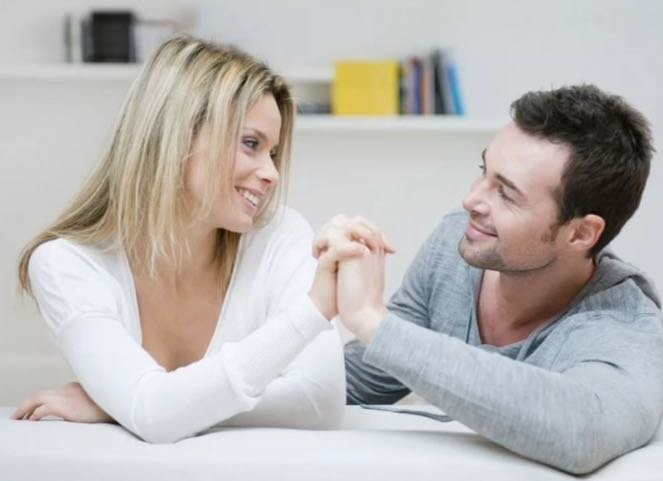 What is the secret of a strong relationship