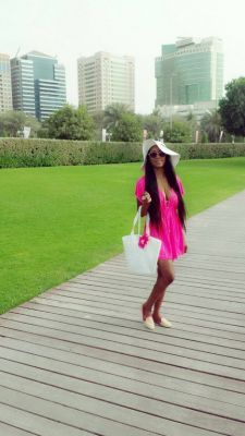 Enjoy Abu Dhabi sex massage done by escort Lopez
