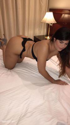 Sexy escort - independent Abu Dhabi girl Genesis , 50 kg, 168 cm